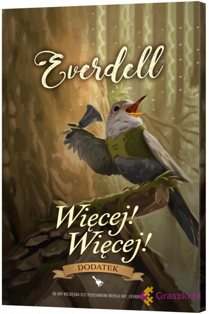 Everdell: Więcej! Więcej! | Rebel // darmowa dostawa od 249.99 zł // wysyłka do 24 godzin! // odbiór osobisty w Opolu